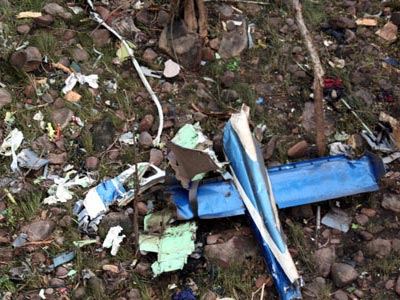 ysr crash photos 3