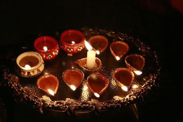 Diwali_lamps