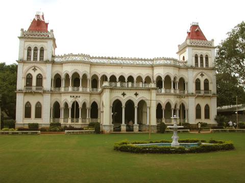 French Royal Palace, Hyderabad, INDIA