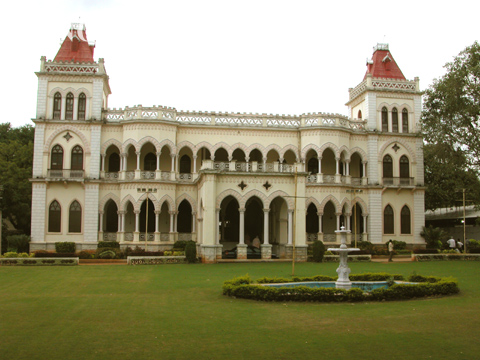 French Royal Palace, Hyderabad, INDIA