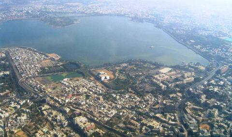 hyderabadaerial